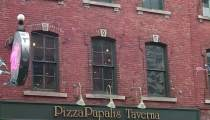 Pizza Papalis Taverna - Greektown