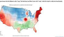 Pop or Soda? What words do Michiganders use for these common things?