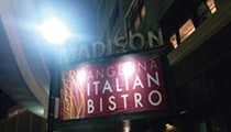 Raise the Bar: Angelina's Italian Bistro has a robust selection of wines