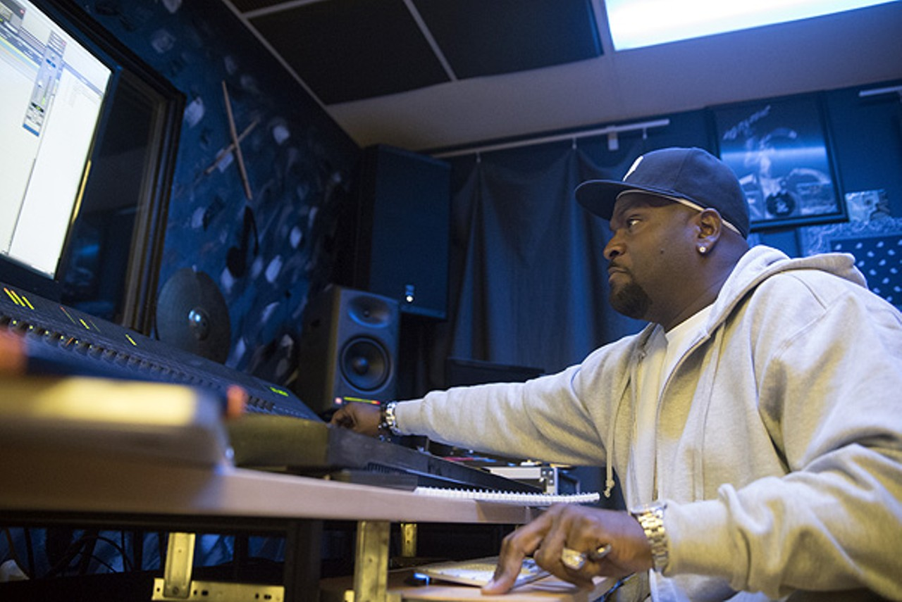 Rapper Trick-Trick on the No Fly Zone, Eminem, and the ...