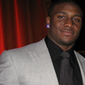 Reggie Bush sports 'I can't breathe' T-shirt before yesterday's Detroit Lions game