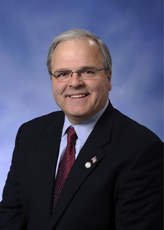 Republican state Rep. Earl Poleski - MICHIGAN HOUSE OF REPRESENTATIVES