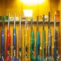 Retail Detail: Sporty Volquartsen Rimfire Rifles on display at Michi-Gun