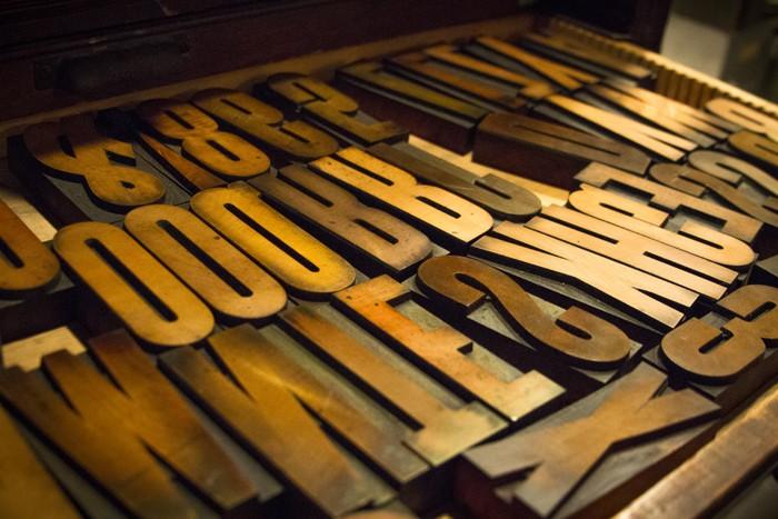 Salt cedar letterpress culture detroit metro times courtesy photo reheart Images