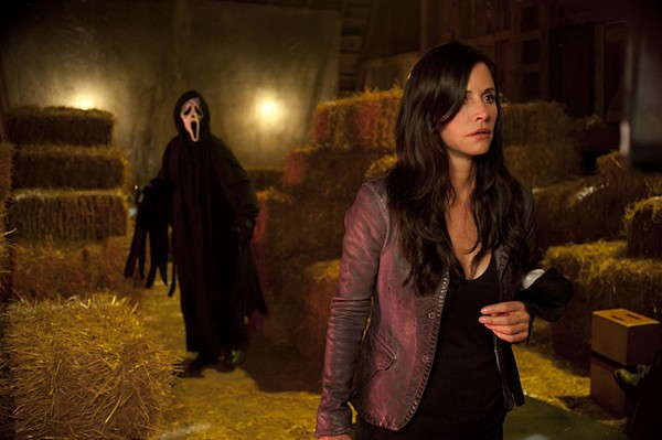 Scream 4: Scooby Doo with gore.