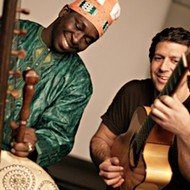 Sean Blackman's world music