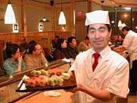 Sharaku Sushidokoro - METRO TIMES PHOTO / LARRY KAPLAN