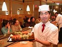 Sharaku Sushidokoro - METRO TIMES PHOTO / LARRY KAPLAN