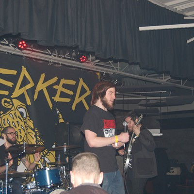 87 killer pics from the Berserker Festival on Thursday