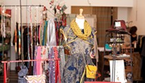 Shop for Mexican-inspired clothes, jewelry, and handbags at Frida