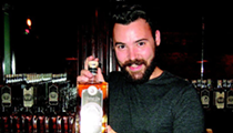 Sitting and drinking with Evan Dawber of Detroit City Distillery