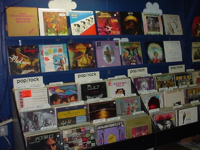 Stormy Records. - COURTESY PHOTO.