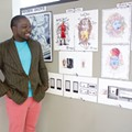 Studio Visit: Detroit artist Ndubisi Okoye gives us a peek inside his sketchbooks