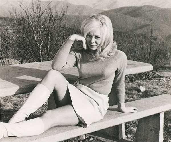Tabloid: The former Miss Wyoming Joyce McKinney
