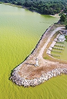 Tainted bloom: A toxic algae bloom caused a three-day ban on water usage for a half-million residents in Toledo and SE Michigan