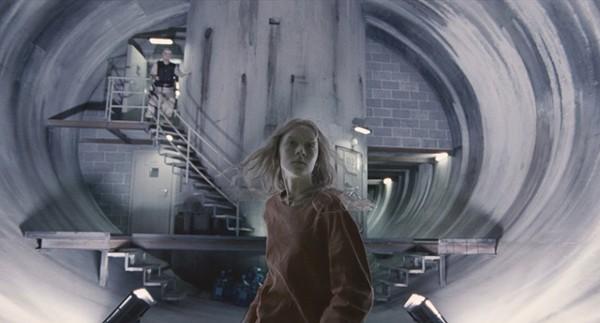 Teenage wasteland: Saoirse Ronan plays Hanna, a human weapon.