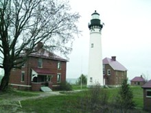 The Au Sable Point Light