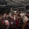 Concert review: How long can the Black Lips keep doing this? As long as they want