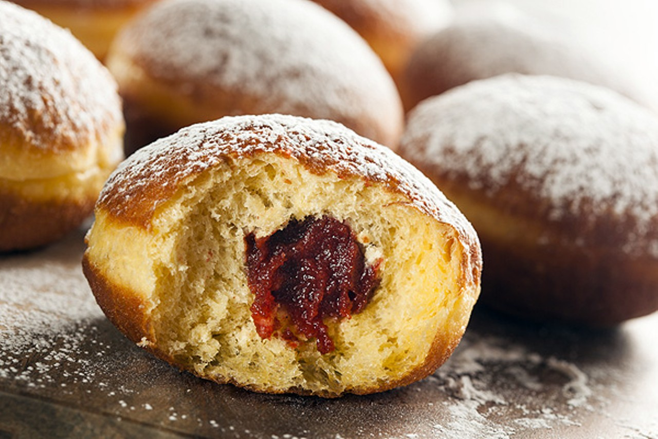 The convoluted history of Paczki Day | Food & Drink ...