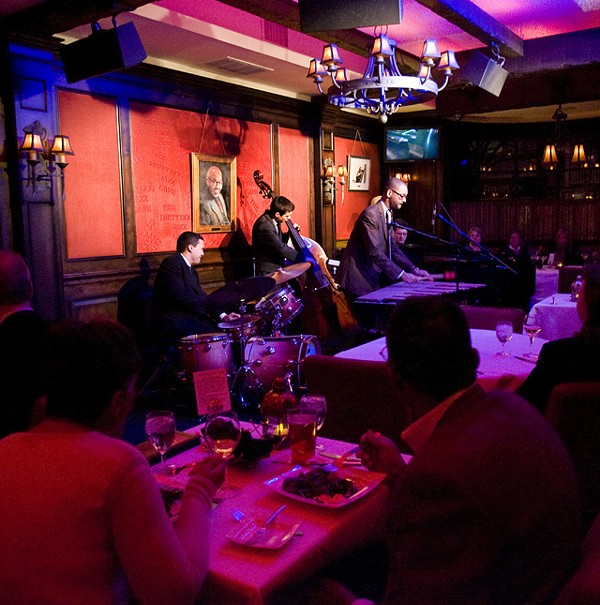 The Dirty Dog Jazz Café in Grosse Pointe Farms. - MT PHOTO: ROB WIDDIS