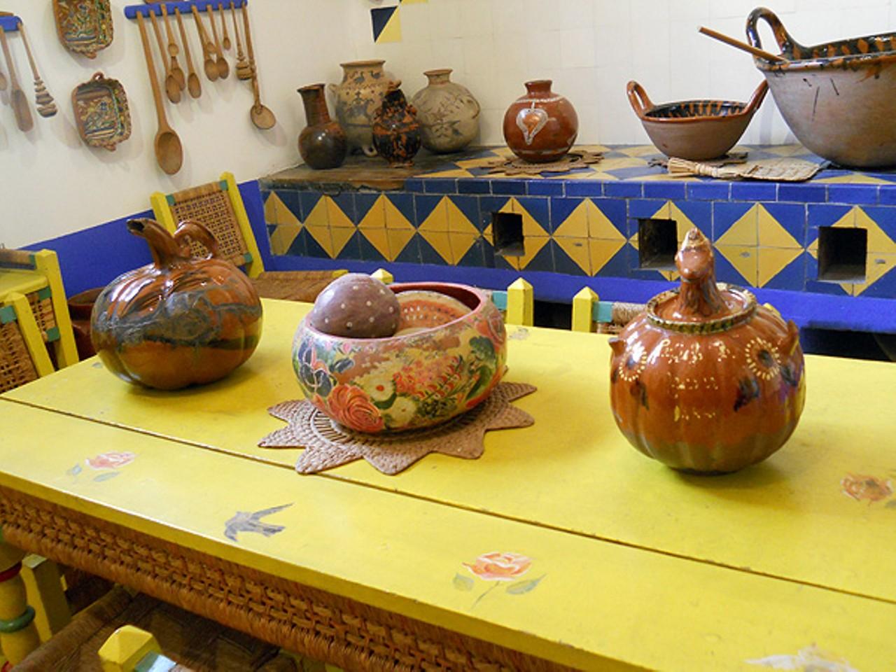Kahlo Kitchen Menu