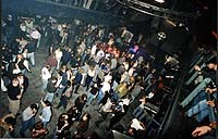The main dance floor at Clutch Cargo's - METRO TIMES PHOTO / BRUCE GIFFIN