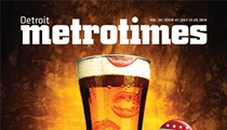 The Metro Times Beer Issue