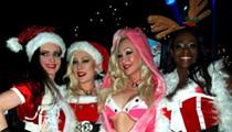 40 pics of the Motor City Dolls Christmas Tour (NSFW)