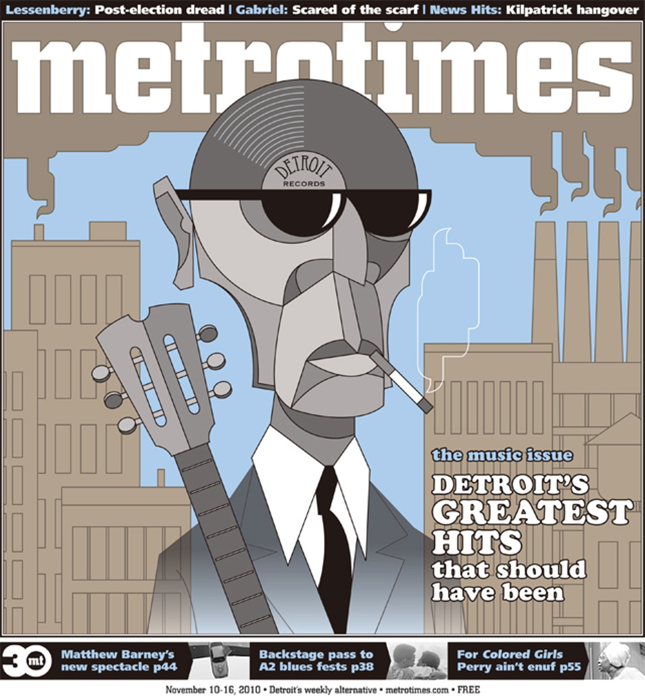The Music Issue | Music Issue | Detroit | Detroit Metro Times