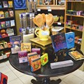 The Sacred Sage is an emporium for all things metaphysical