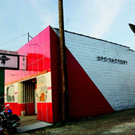 The UFO Factory lands in Corktown