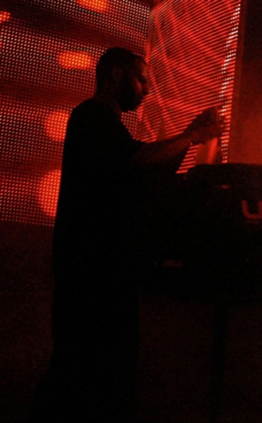 Theo Parrish in Montreal, June 2010. - WALTER WASACZ