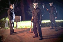 These killers don kitty masks because, well, everyone loves kitties … right?