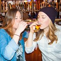 These women attempted to drink all 130 beers on tap at HopCat