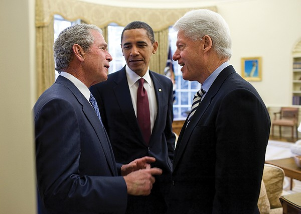 Three presidents: Which one wrecked the ecconomy?