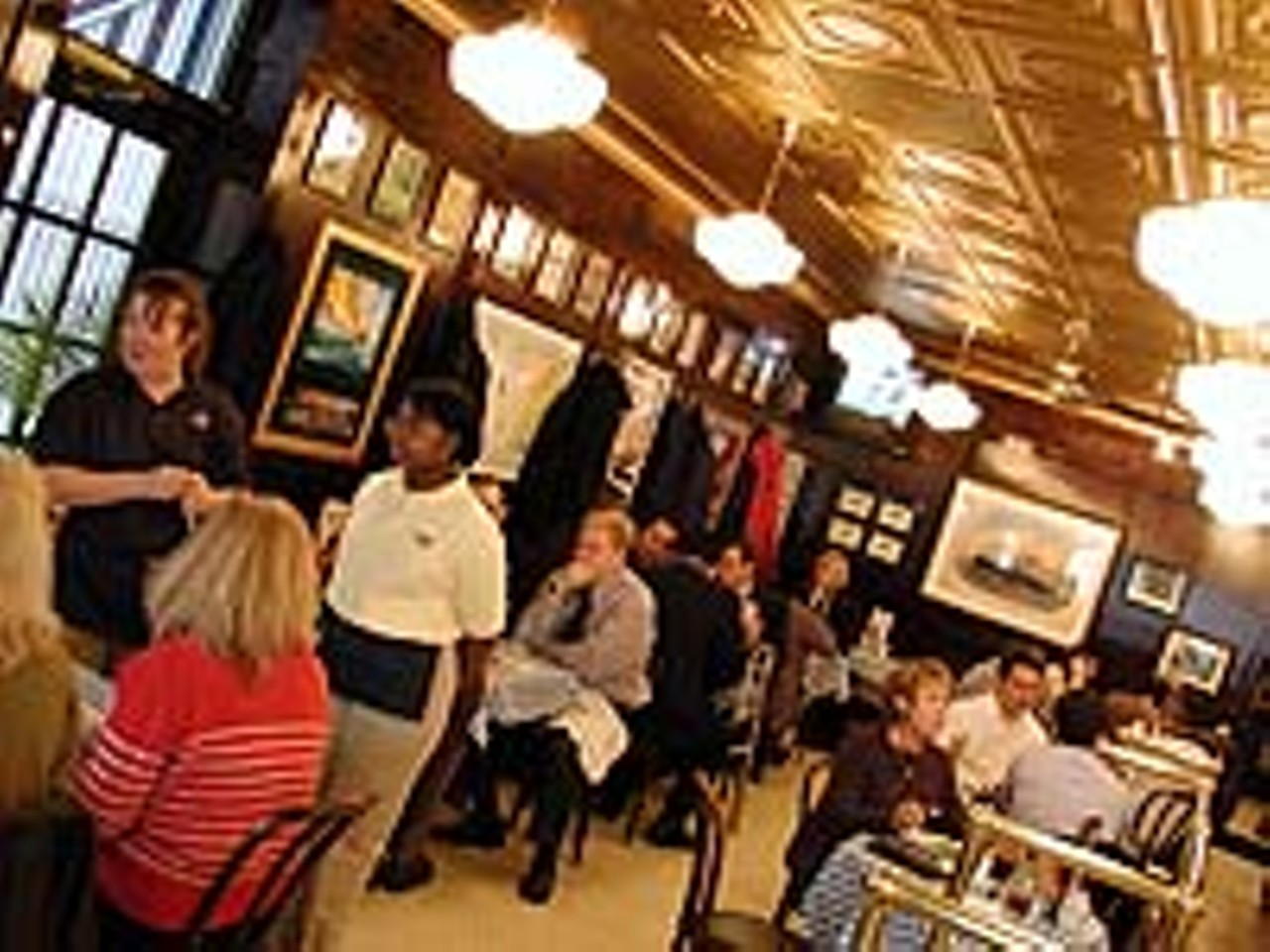 Tom\'s Oyster Bar | Downtown Detroit | Restaurant bar, American ...