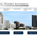 Two years after forming, the Regional Transit Authority finally has a website