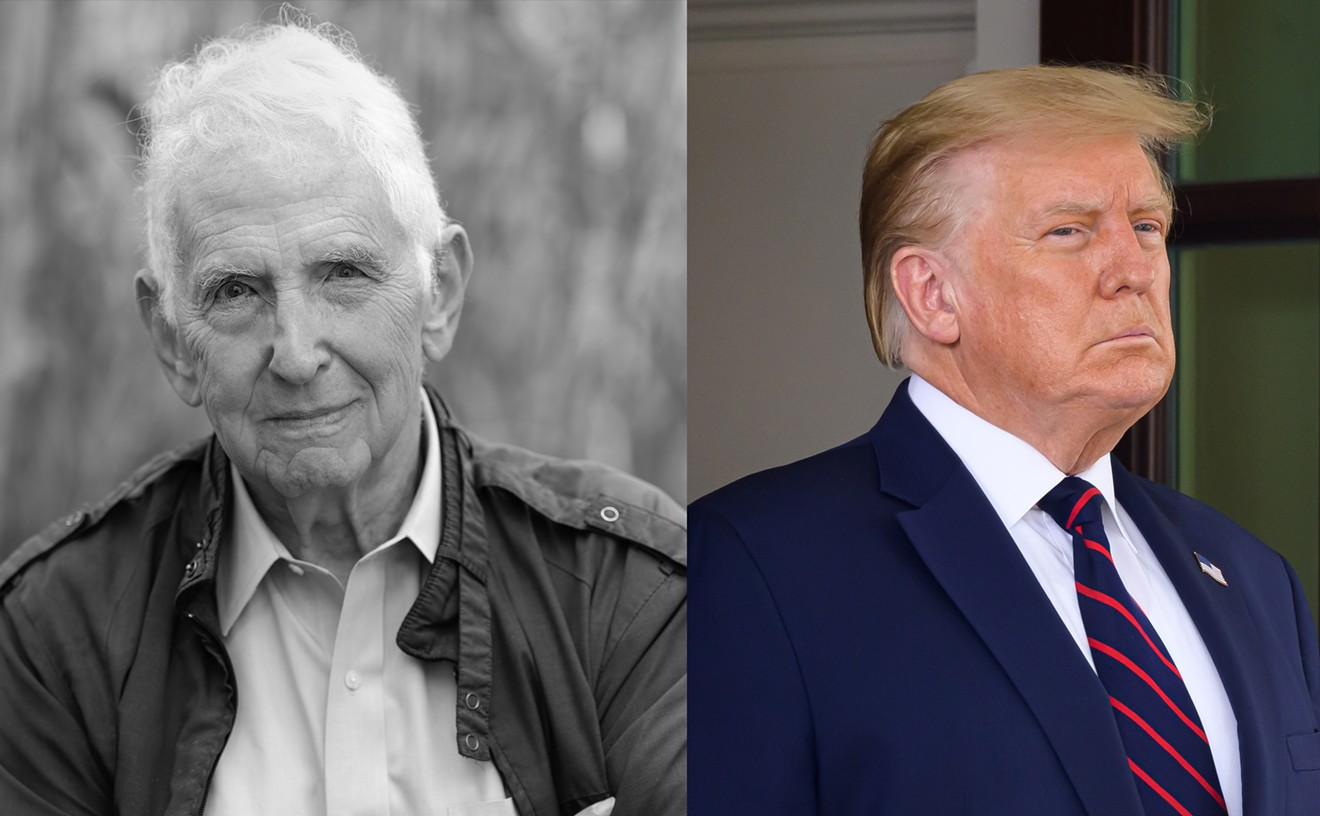 Daniel Ellsberg: Trump is an enemy of the Constitution and must be defeated