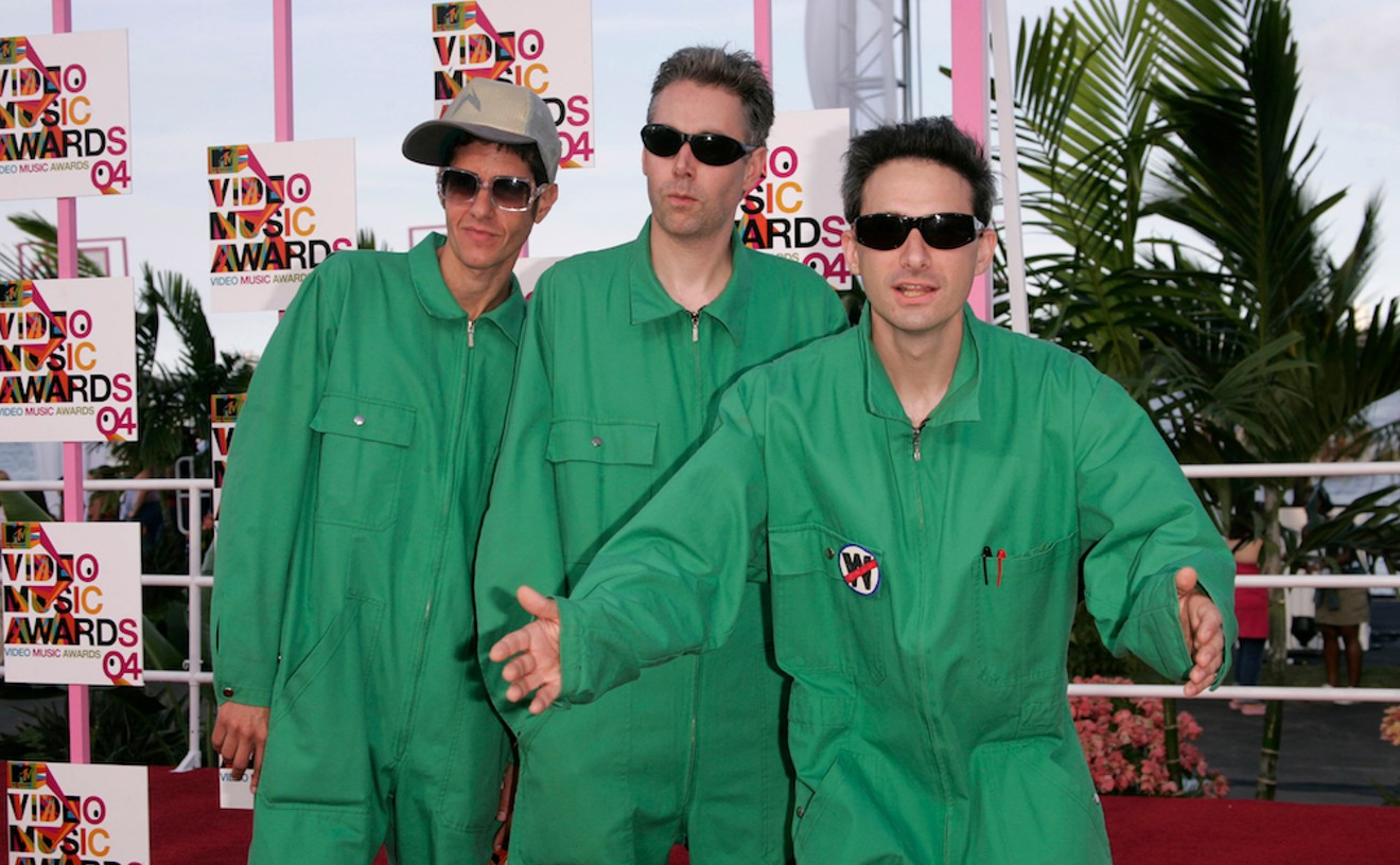 Beastie Boys break anti-ad streak, license 'Sabotage' for Biden commercial featuring Ann Arbor's Blind Pig