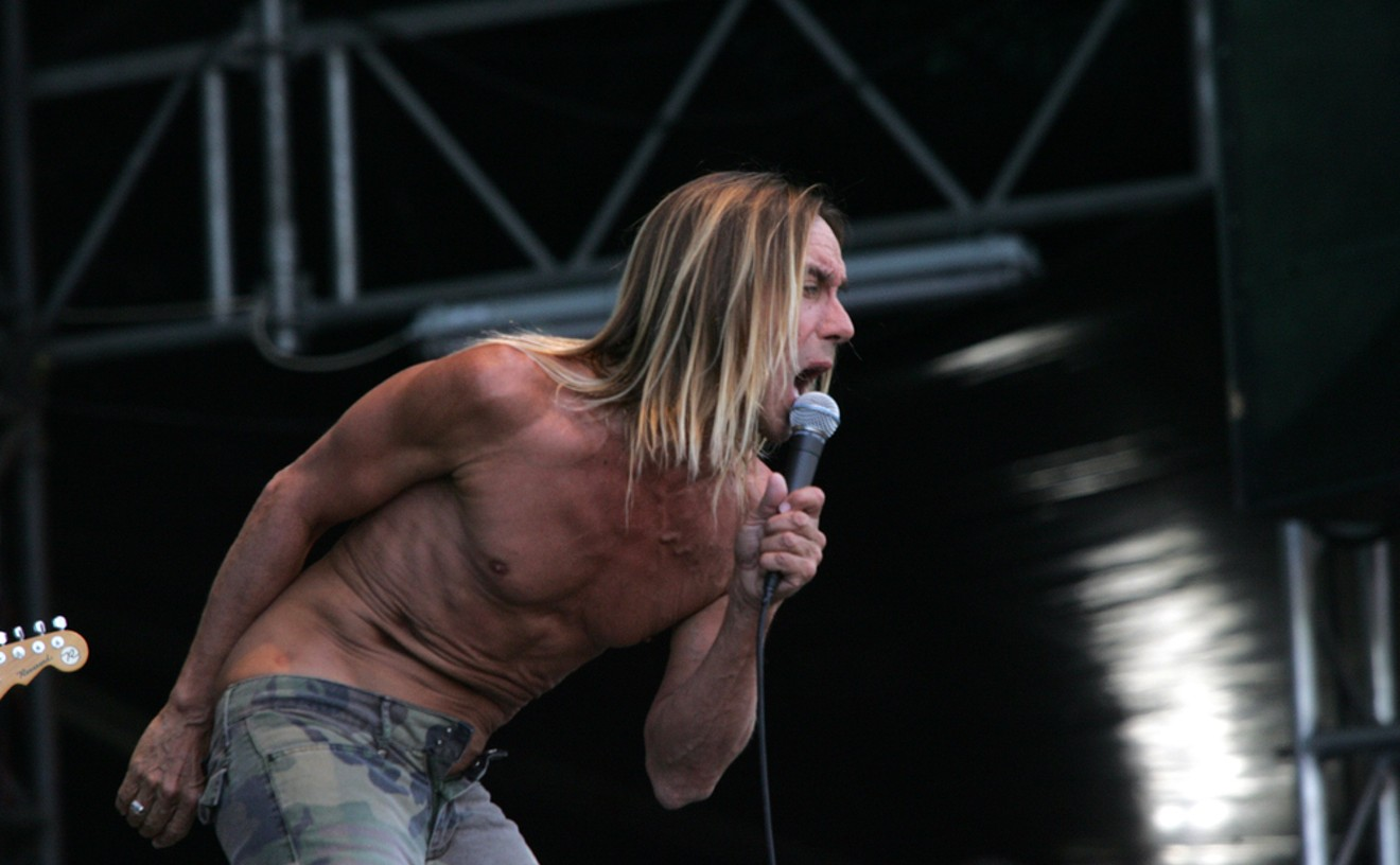 Iggy Pop is losing his mind, drops COVID-19 banger 'Dirty Little Virus'