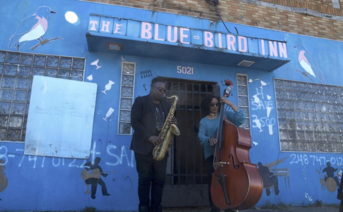Detroit's historic Blue Bird Inn won't be demolished after all