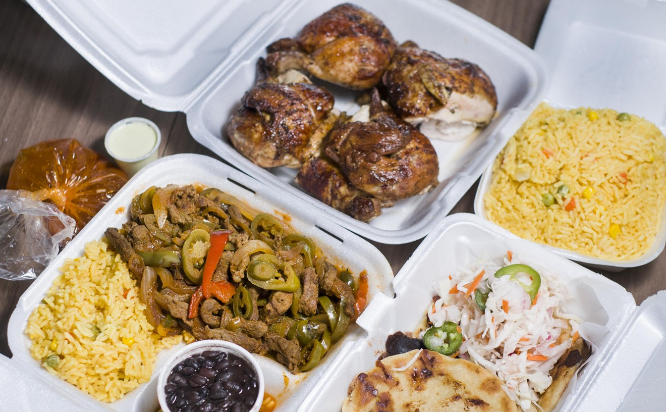 Lincoln Park's Campestre Chicken is a Peruvian-Mexican-Salvadorian mashup