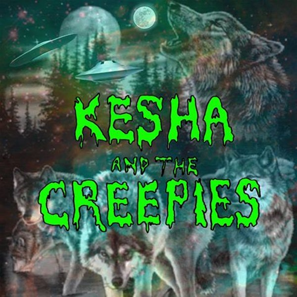 Kesha And The Creepies Fuck The World Tour