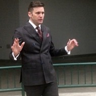 Richard Spencer rethinking college tour after shitshow visit to MSU