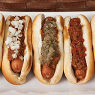 'Fancy hot dog' and Frito pie maker Doggy Style opens in Waterford