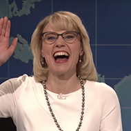 <i>SNL</i> roasts Betsy DeVos yet again and it's so spot on it hurts