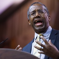 Ben Carson throws his wife under the bus over $31k dining set controversy