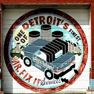 Camilo José Vergara's eulogy for a gas station is a tale of two Detroits