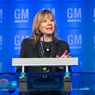Trump's trade war would hit one-time ally GM