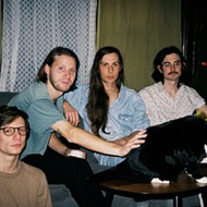Bonny Doon preps for Third Man Records show, Band of Horses tour